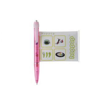 Bannerkugelschreiber mit Ihrem Logo bedruckt